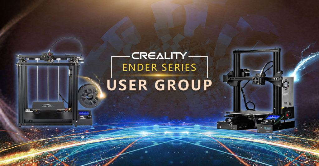 facebook Creality Ender Group
